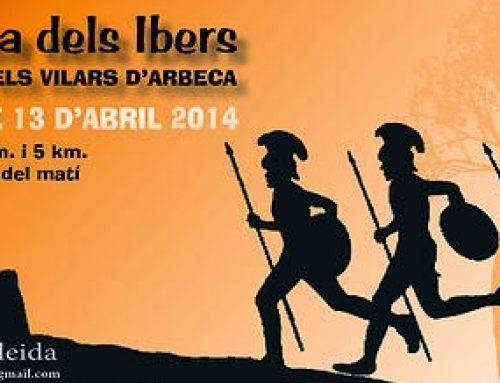 1ª Cursa del Ibers a Arbeca